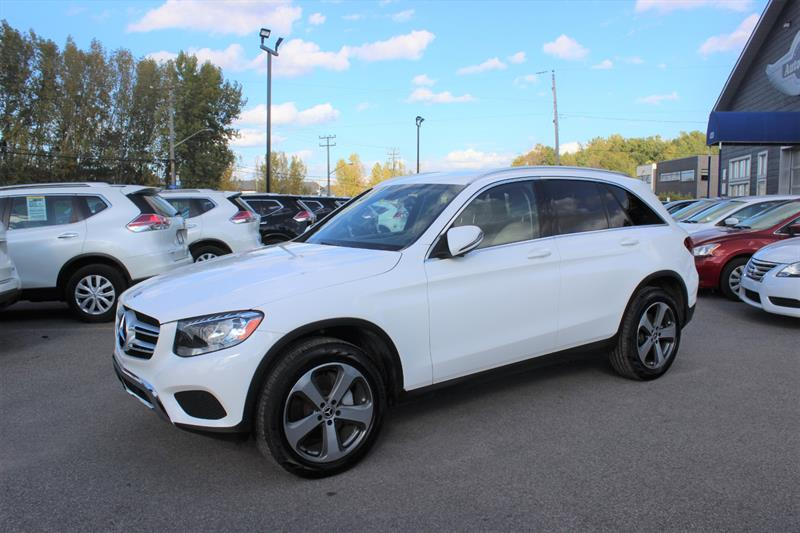 Mercedes-Benz GLC 2017 300 4MATIC #4417