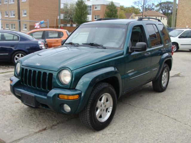 2004 Jeep Liberty LTD 4X4 #1604
