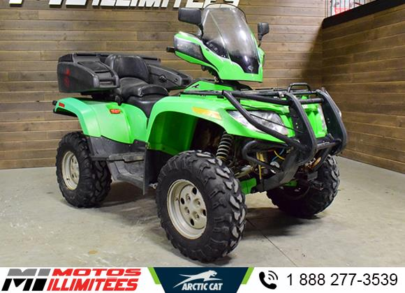 Arctic Cat 500 4X4 2008