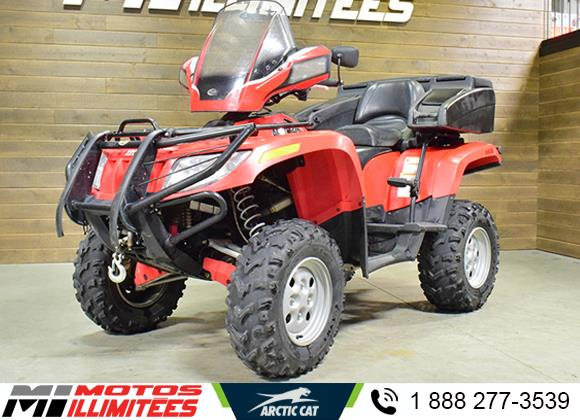 Arctic Cat TRV 400 4X4 2009