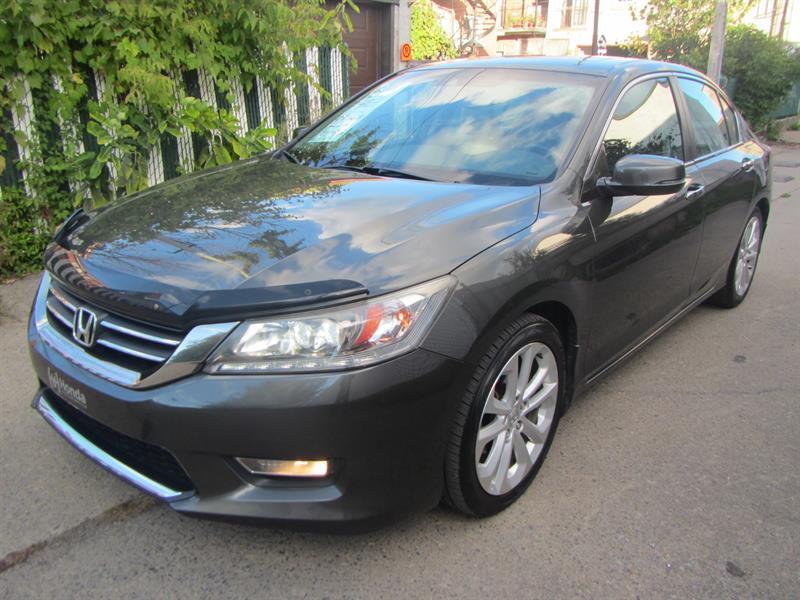 Honda Accord 2013 /TRÈS PROPRE* SUNROOF* FINANCEMENT $59 SEMAINE #2017 NO ACCIDENT