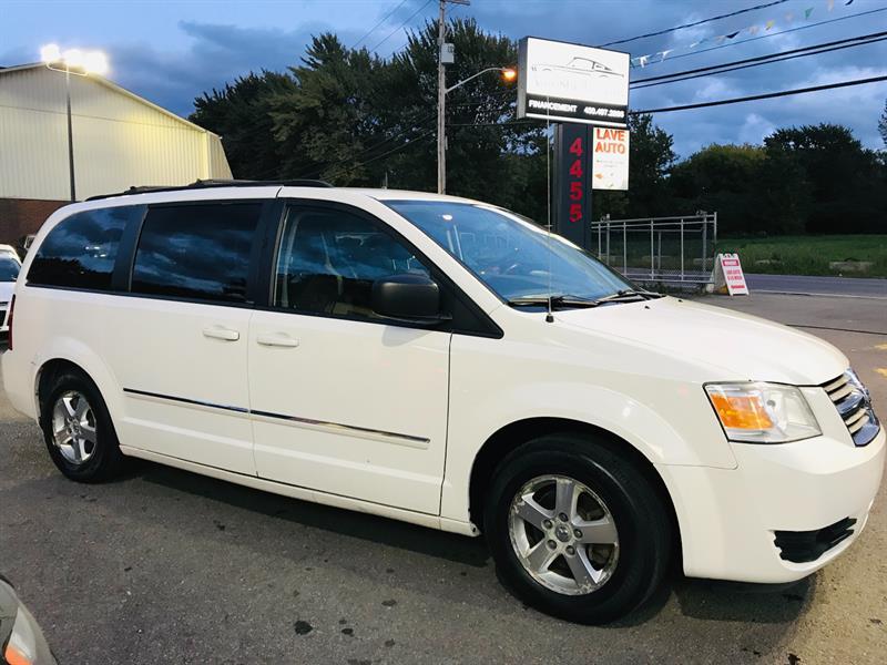 Dodge Grand Caravan 2008 30$* Par Semaine/Financement #94925-2