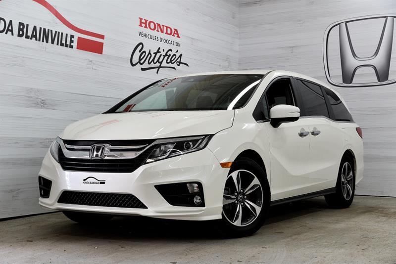 Honda Odyssey 2018 5 portes Ex TOIT MAGS #U-1399