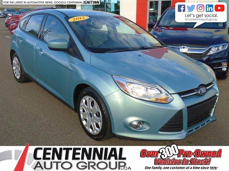 2012 Ford Focus SE |  #9489A