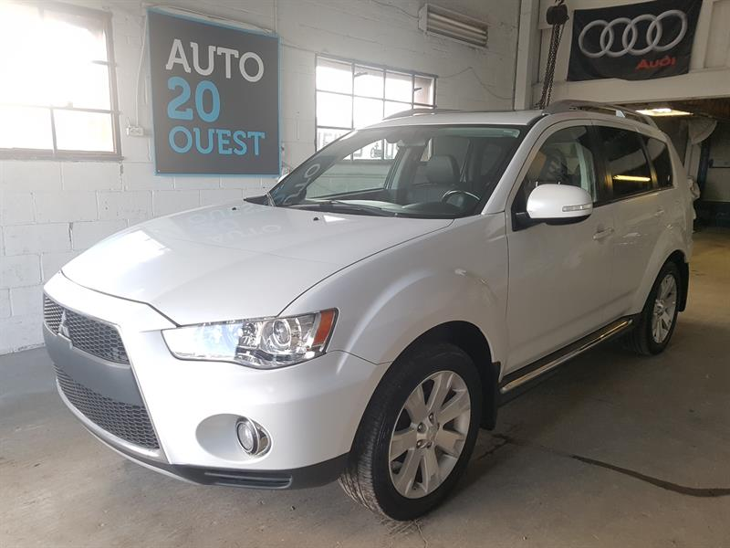 2010 Mitsubishi Outlander 4WD 4dr GT Used for sale in Saint