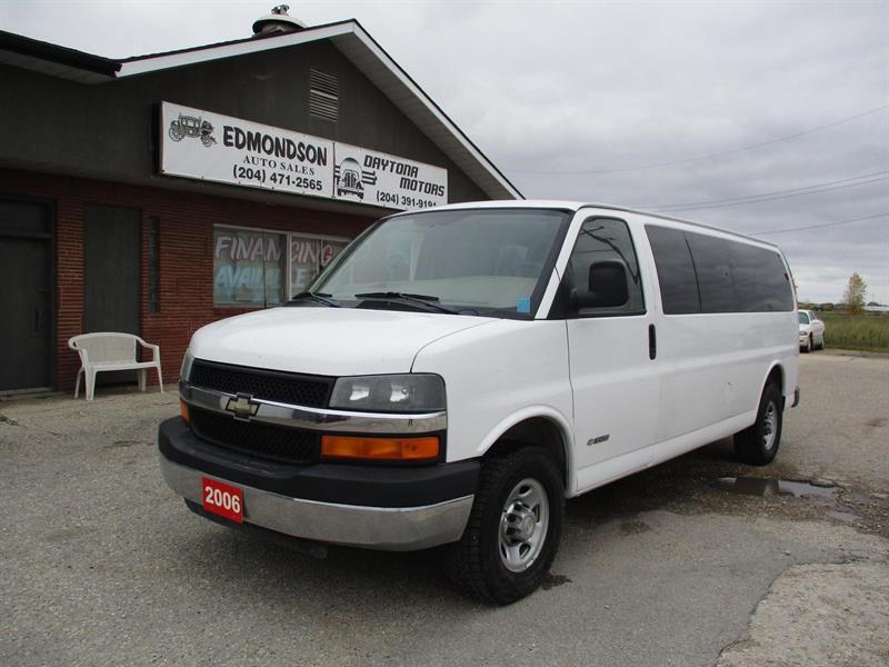 2006 Chevrolet Express Passenger #5931