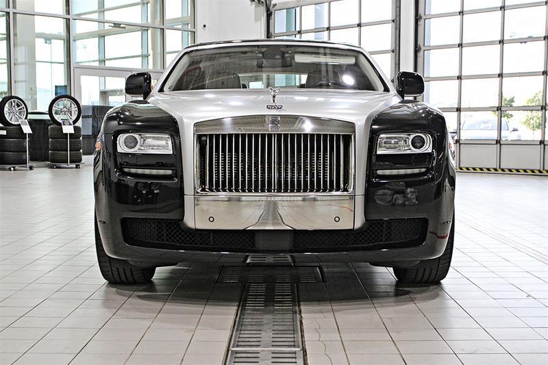 Rolls-Royce Ghost 2011 #U4877A