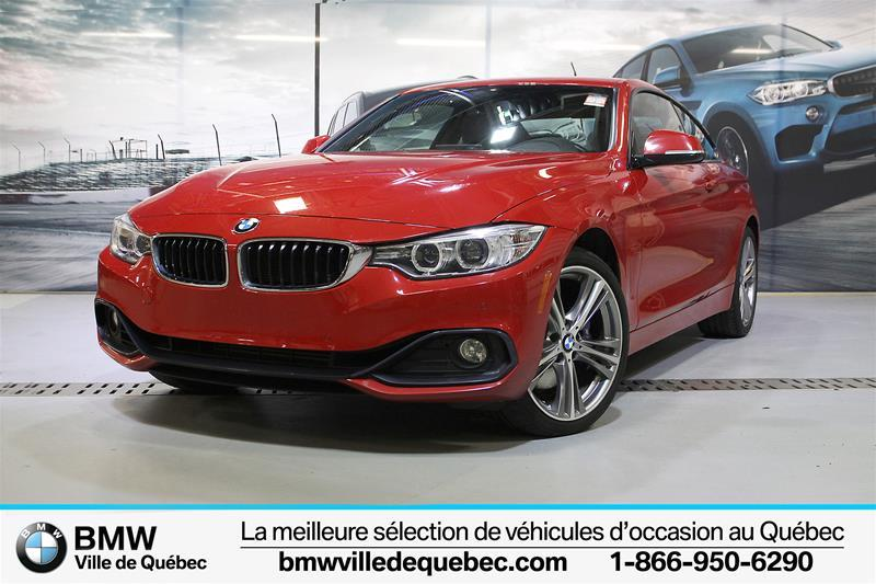 BMW 428i 2016 xDrive Coupe #U4892