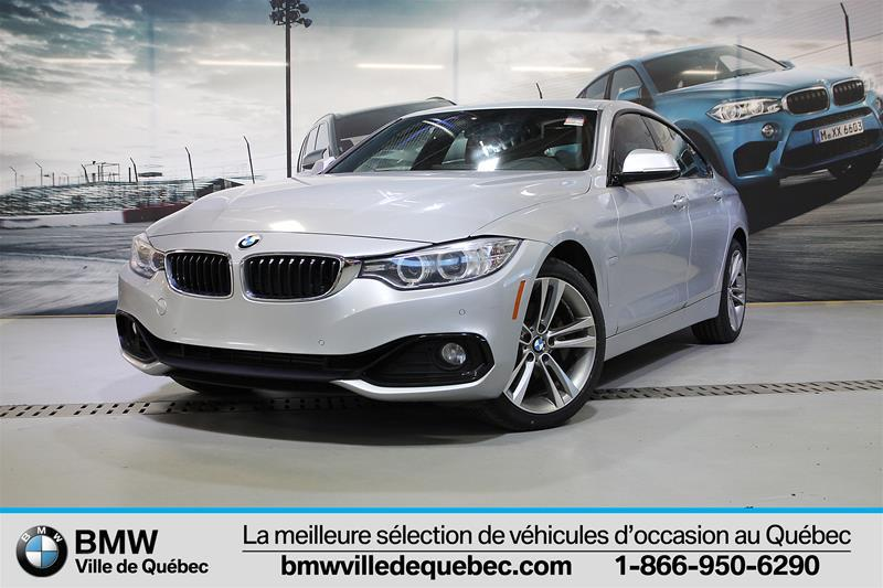 BMW 428i 2015 xDrive Gran Coupe #U4893