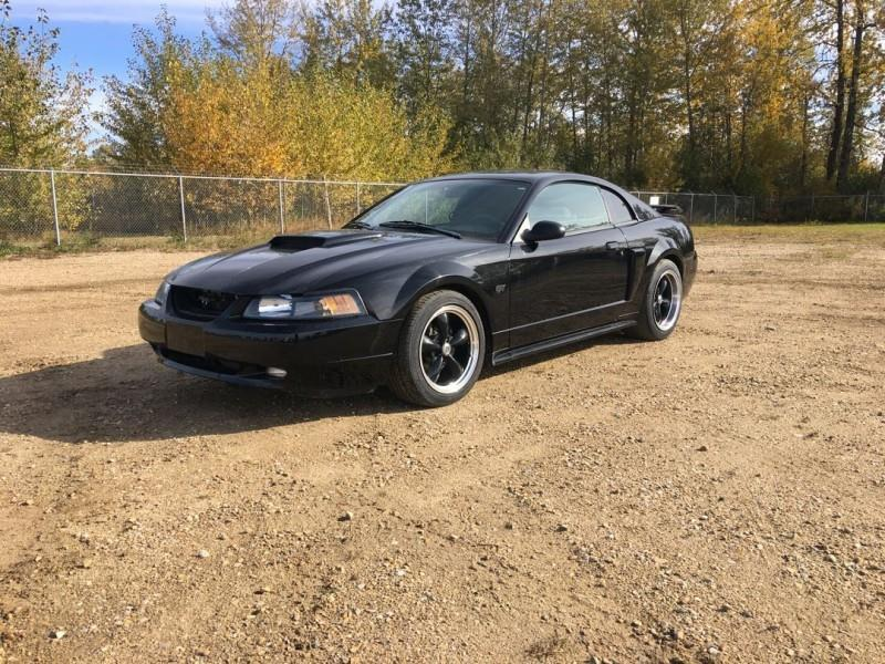 2002 Ford Mustang GT #F217832