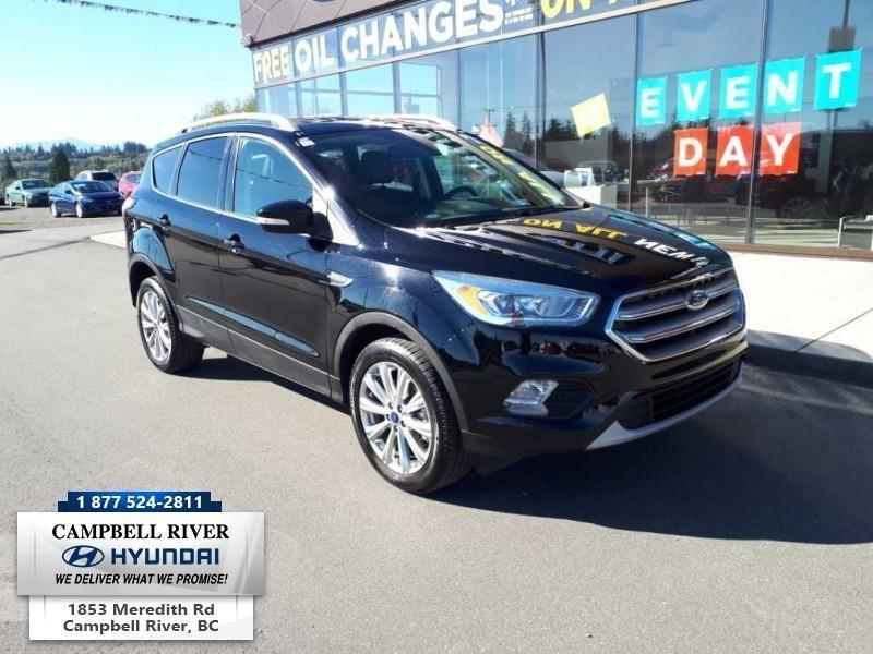 2017 Ford Escape Titanium #P47480