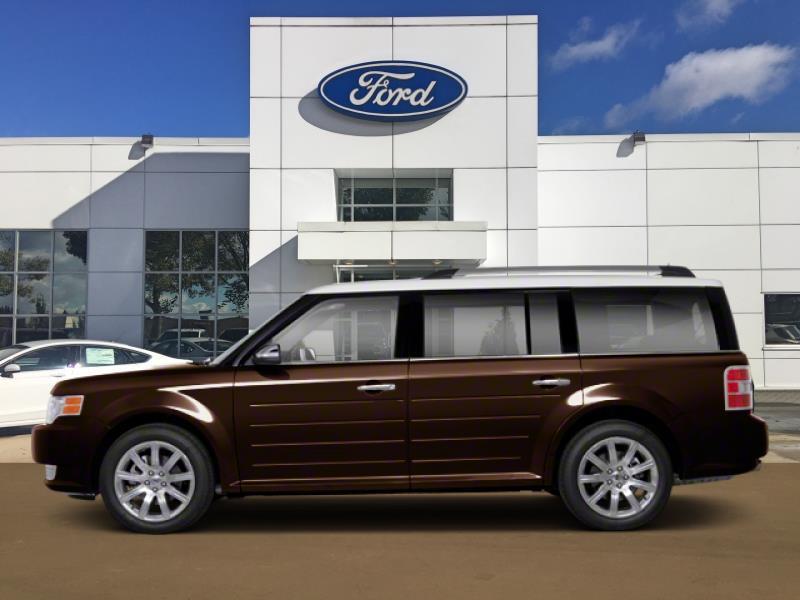 2011 Ford Flex FLEX SEL #FD29180