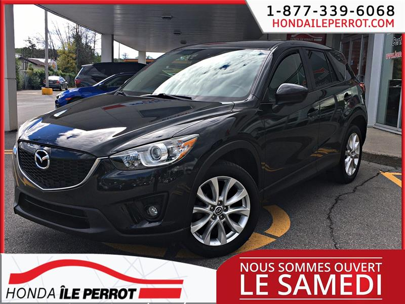 Mazda CX-5 2014 AWD 4dr Auto GT TECH #44623-1