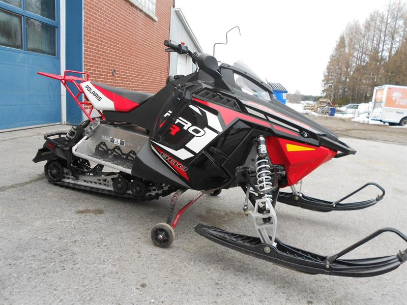 Polaris 800 Rush 2012
