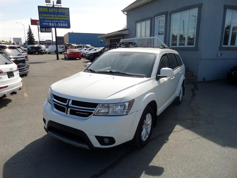 Dodge Journey 2013 FWD 4dr