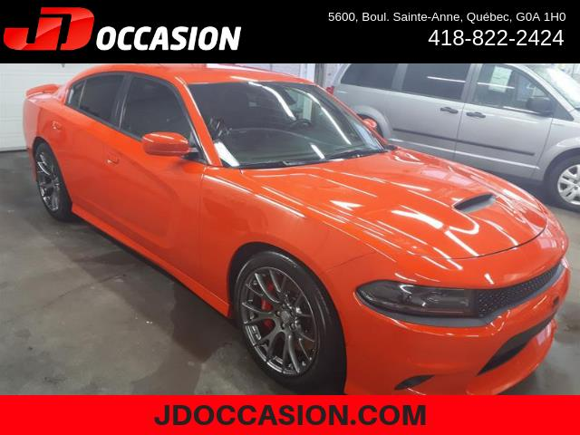 Dodge Charger 2017 4dr Sdn SRT 392 RWD #a4934