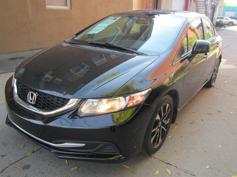 Honda Civic 2013  EX *CAMERA* SUNROOF**TRÈS PROPRE* $59 SEMAINE #1994