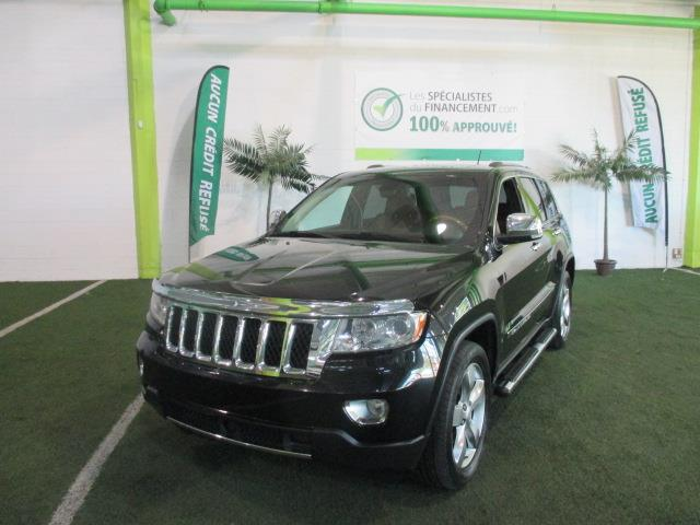 Jeep Grand Cherokee 2012 4WD 4dr Overland #2428-09