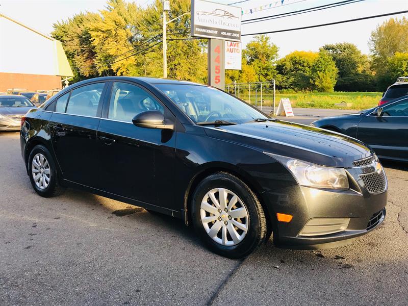 Chevrolet Cruze 2011 36$* par Semaine/Financement #4956