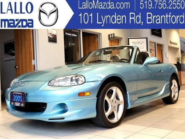 2001 Mazda MX-5 Miata MINT CONDITION|AERO KIT|CD PLA #P2422