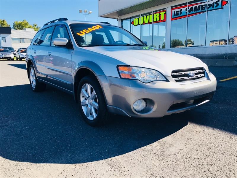 Subaru Outback 2006 2.5 i Limited #J0679A