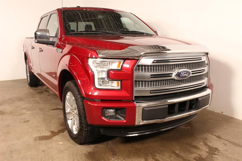 Ford F-150 2015 LIQUIDATION ** PLATINIUM ** 3.5L ECOBOOST #81565a