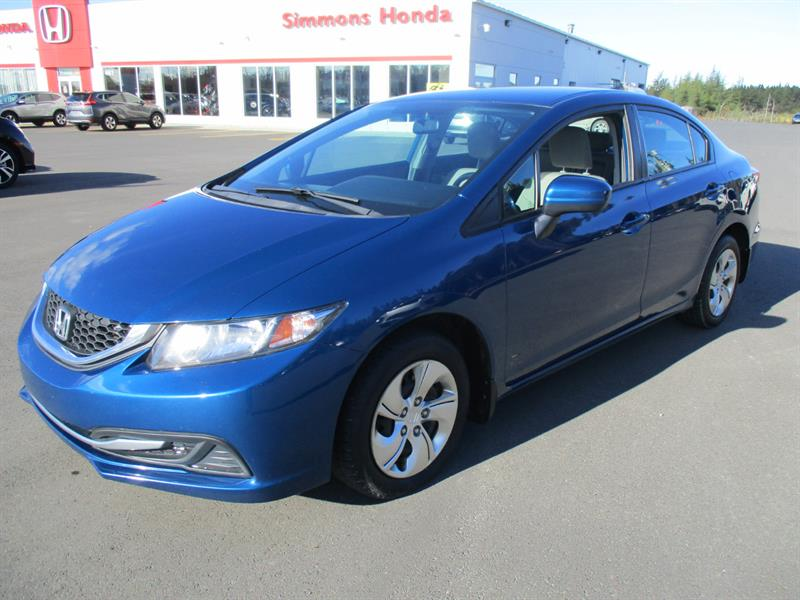 2014 Honda Civic Sedan 4dr CVT LX #H18239B