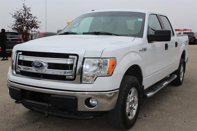 2013 Ford F-150 4WD SuperCrew #KB46832