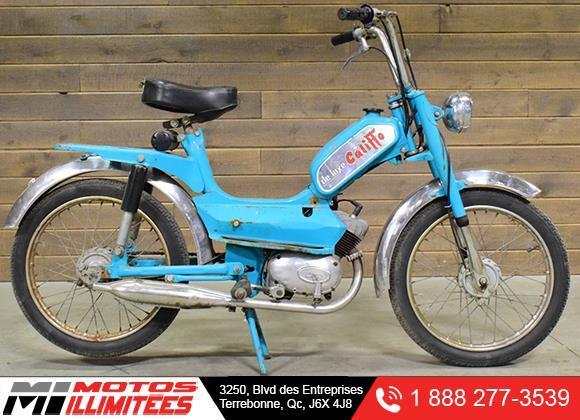 Scooter Rizzato, Califfo De Luxe 1975