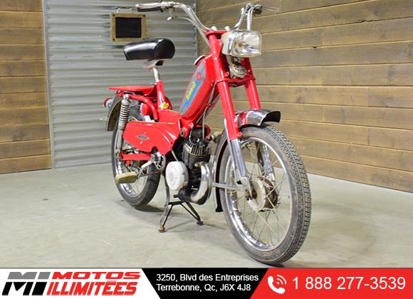 Scooter TorroT 50 1975