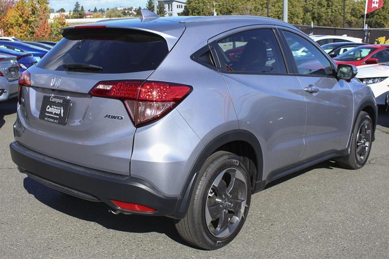 2018 Honda HR-V EX-L w/ Navigation AWD Bluetooth
