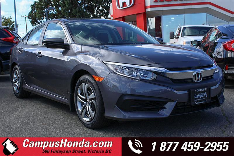 2018 Honda Civic DX #18-0853