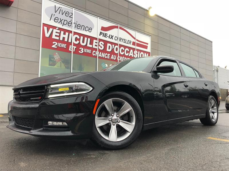 Dodge Charger 2017 4dr Sdn SXT+MAGS+TOIT+ECRAN 8.5+WOW! #UD4905