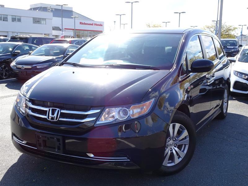 2016 Honda Odyssey EX! Honda Certified Extended Warranty to 160,000 K #LH8327