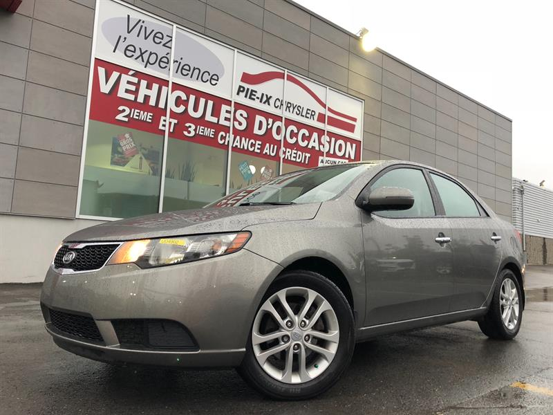Kia Forte 2011 4dr Sdn EX+MAGS+A/C+GR.ELEC+WOW! #UD4902