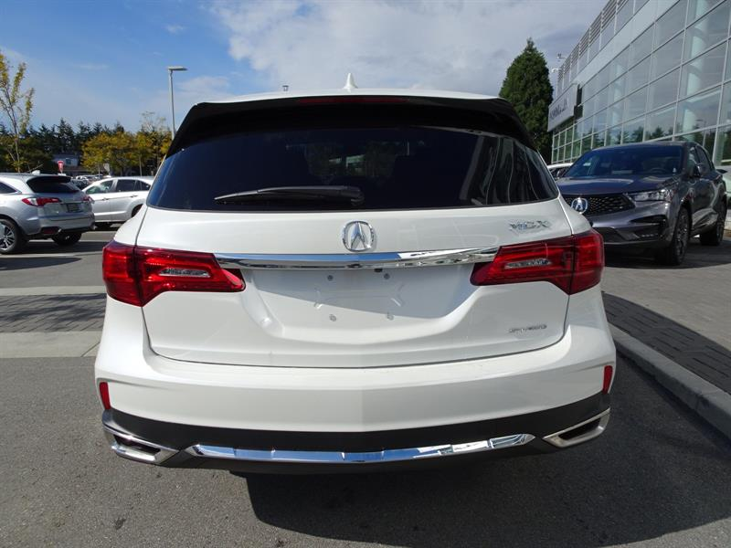 Acura MDX SHAWD WNAVI Package Used For Sale In Richmond At - Acura mdx 2018 used