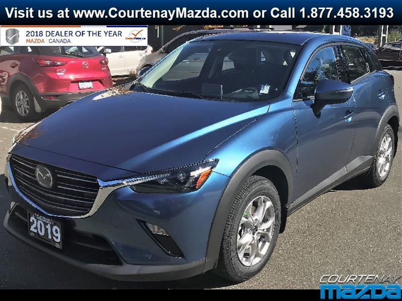2019 Mazda CX-3 GS AWD at #19CX30004