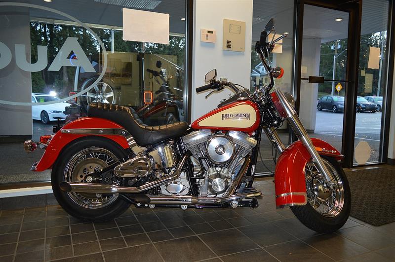 1986 Harley Davidson Softail FLSTC Heritage Classic ONLY 1800 KM'S ! *SALE* #MJ123
