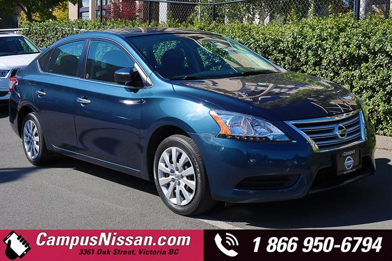 2013 Nissan Sentra S w/ Bluetooth #A7308