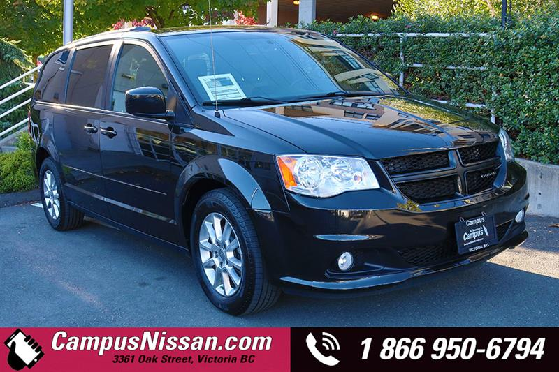 2011 Dodge Grand Caravan R-T w/ Back-up Cam #8-Q251A