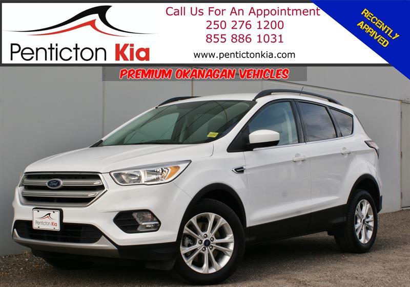 2018 Ford Escape SE AWD - Climate Control, Satellite Radio #18PK40