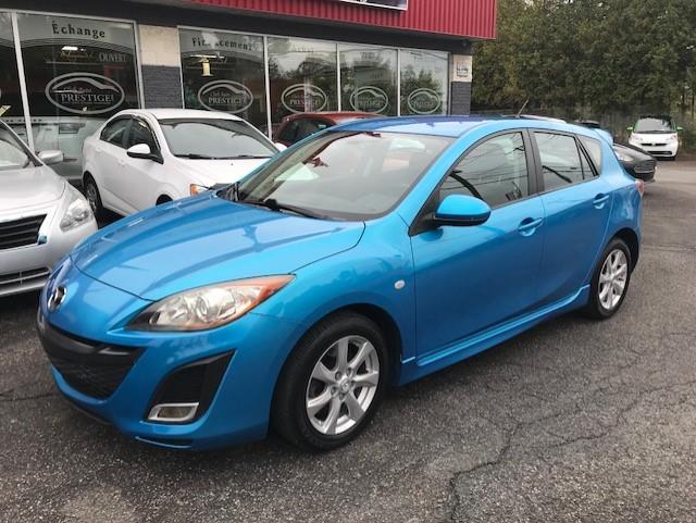 Mazda MAZDA3 2010 Sport   ***GARANTIE 1 AN GRATUITE*** #013-4285-HG