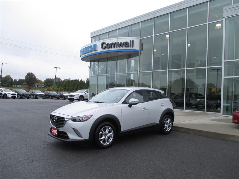 2016 Mazda CX-3 AWD 4dr GS #18-848A
