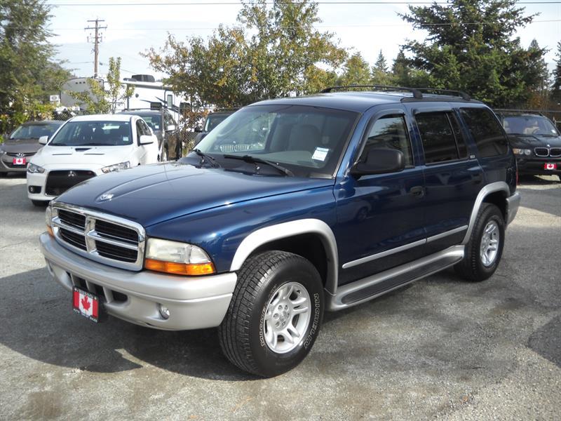 2002 Dodge Durango SLT Plus.... SOLD.... #3356