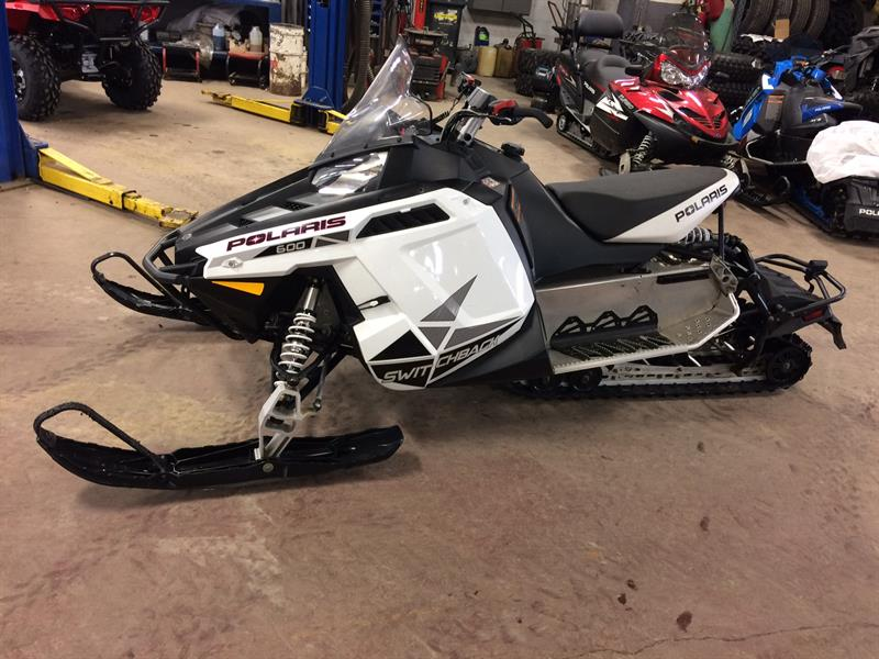 Polaris 600 Switchback 2013
