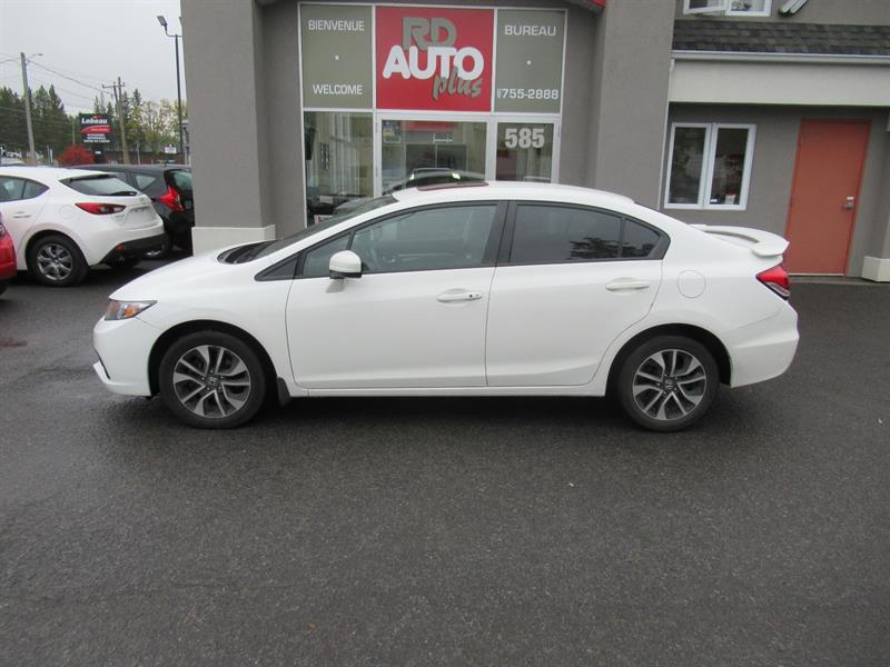 Honda Civic Sedan 2015 4dr Auto EX #10058