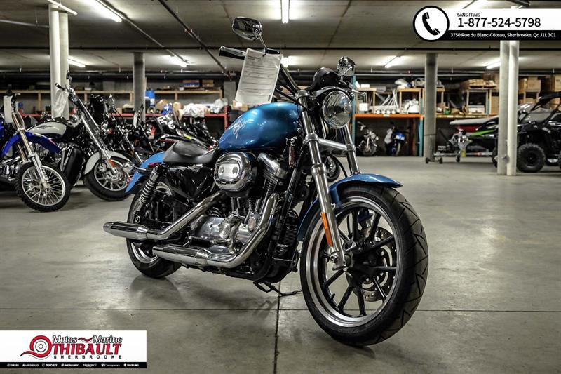 Harley Davidson Sportster XL883 2011