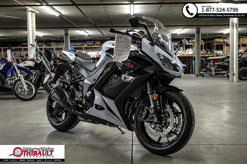 Kawasaki ZX1000 2013