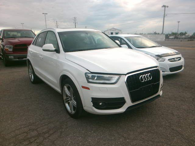 Audi Q3 Progressiv 2015 /*TRÈS PROPRE* *EXCELLENT CONDITION* $79 SEMAINE #2035