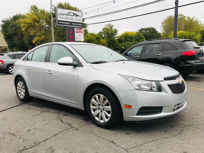 Chevrolet Cruze 2011 30$* Par Semaine/Financement #4944